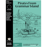 """Pirates from Grammar Island"" Musical Play by Bad Wolf Press"
