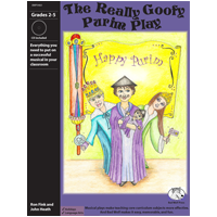 """The Really Goofy Purim Play"" Musical Play"