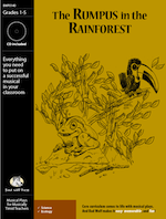 Musical Play: Rumpus in the Rainforest science resource, Ecosystem activity, Ecosytem resources for elementary school, science play for elementary school, science skits, Rain forests, science readers theater