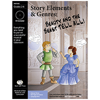 "Musical Play: ""Story Elements & Genres: Beauty and the Beast Tell All"""