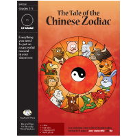 """The Tale of the Chinese Zodiac"" Musical Play by Bad Wolf Press"