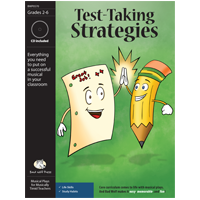 """Test-Taking Strategies"" Musical Play"