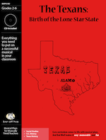 """The Texans: Birth of the Lone Star State"" Musical Play"