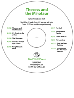 """Theseus and the Minotaur"" Audio Recording"