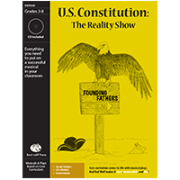 """U.S. Constitution"" Musical Play by Bad Wolf Press"