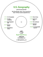 """U.S. Geography"" Audio Recording"