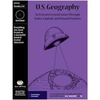 """U.S. Geography"" Musical Play by Bad Wolf Press"