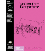 """We Come From Everywhere"" Musical Play by Bad Wolf Press"