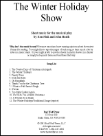 Sheet Music: The Winter Holiday Show