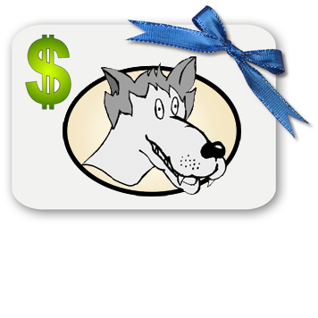 Bad Wolf Press Gift Card