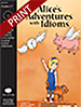 """""""Alice's Adventures with Idioms"""" Musical Play"""