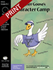 """""""Mother Goose's Character Camp"""" Musical Play"""