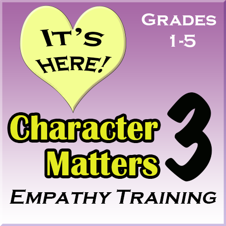The Long-Awaited Sequel Is Here: Character Matters III