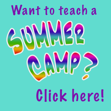 Teach a Summer Camp or Workshop with a Bad Wolf Play!