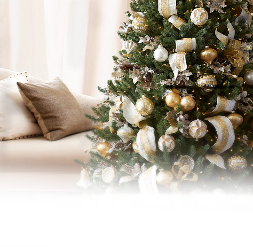 Artificial Christmas Trees, Christmas Ornaments & Home Decor ...