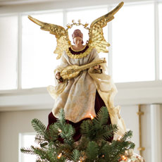 Christmas Tree Toppers & Finials