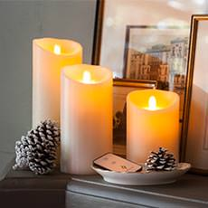 Candles and Candle Holders