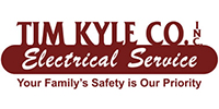 Website for Tim Kyle Electrical Service