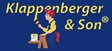 Website for Klappenberger & Son LLC