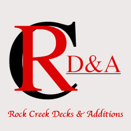 Website for Rock Creek Decks and Additions LLC
