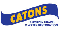 Website for Catons Plumbing & Drain Service