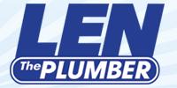 Website for Len the Plumber, Inc.