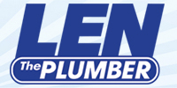 Website for Len the Plumber, Inc.