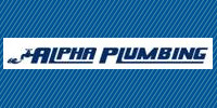 Website for Alpha Plumbing