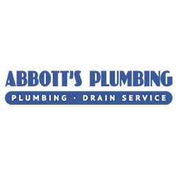 Website for Abbott's Plumbing