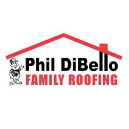 Website for Phil DiBello Family Roofing, Inc.