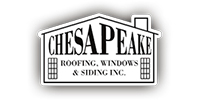 Website for Chesapeake Roofing, Windows & Siding, Inc.