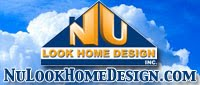 Website For Nu Look Home Design, Inc.