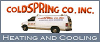 Website for Coldspring Company, Inc.