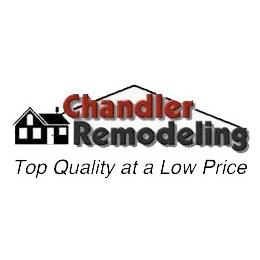 Website for Chandler Remodeling, Inc.