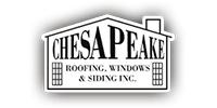 Website for Chesapeake Roofing, Windows & Siding, Inc.