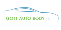 Website for Gott Auto Body, Ltd