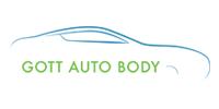 Website for Gott Auto Body, Ltd