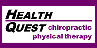 Website for Health Quest Chiropractic and Physical Therapy, LLC