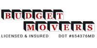 Website for Budget Movers, Inc.
