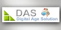 Website for Digital Age Solution, LLC