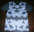 Diamond sublimation shirt