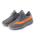 Fashion flyknit shoes yeezy 350