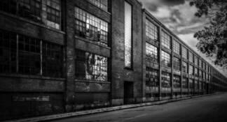 Draper Corporation Mill 1 by James Hunt