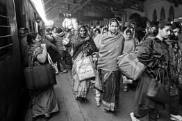 11  Kolkata Morning by Louis Kravitz