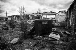 10. Car Repair Garage by Ludmila Ketslakh