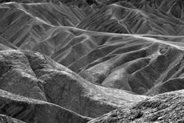 Death Valley Ridges by Imre Pozsgay