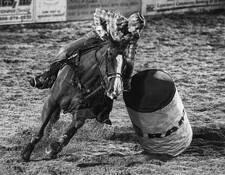 Barrell Rider by William West Jr.