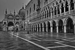 Piazza San Marco by Harald Ingebrigtsen