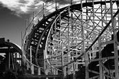 Rollercoaster #7 by Janos K. Lanyi