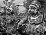 Papua Dancers 2 by Henry Hamlin